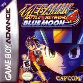 Box shot of Mega Man Battle Network 4: Blue Moon [North America]