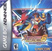 Box shot of Mega Man Battle Network 6: Cybeast Falzar [North America]