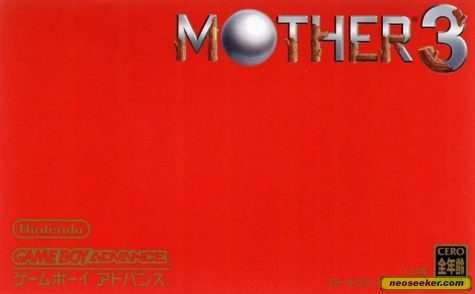 Mother 3 (Import) - GBA - NTSC-J (Japan)