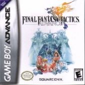 Box shot of Final Fantasy Tactics Advance [North America]