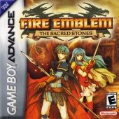 Box shot of Fire Emblem: The Sacred Stones [North America]