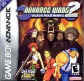 Box shot of Advance Wars 2: Black Hole Rising [North America]