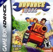 Box shot of Advance Wars [North America]
