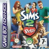 The Sims 2: Pets PAL (Europe) front boxshot