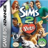 The Sims 2: Pets NTSC-U (North America) front boxshot