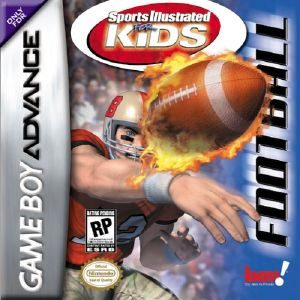 Sports Illustrated For Kids Football - GBA - NTSC-U (North America)