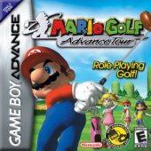 Box shot of Mario Golf: Advance Tour [North America]