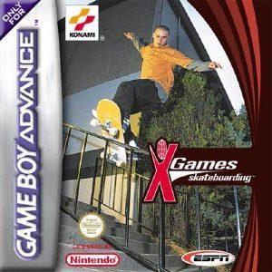 ESPN X Games Skateboarding - GBA - NTSC-U (North America)