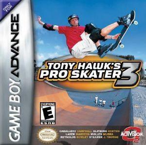 Tony Hawk's Pro Skater 3 - GBA - NTSC-U (North America)