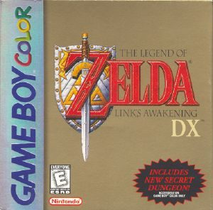 The Legend of Zelda: Link's Awakening DX - GBC - NTSC-U (North America)
