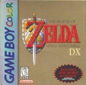 Box shot of The Legend of Zelda: Link's Awakening DX [North America]
