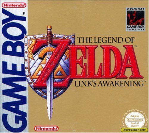 The Legend of Zelda: Link's Awakening - GBC - NTSC-U (North America)