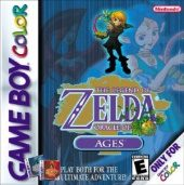 Box shot of The Legend of Zelda: Oracle of Ages [North America]