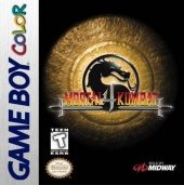 Box shot of Mortal Kombat 4 [North America]