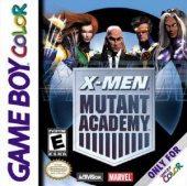 Box shot of X-Men: Mutant Academy [North America]