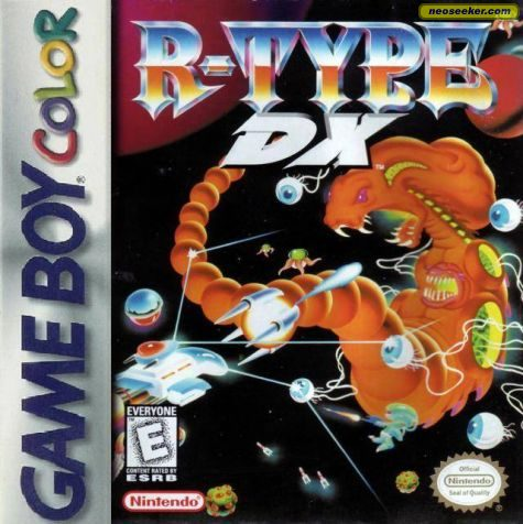 R-Type DX - GBC - NTSC-U (North America)