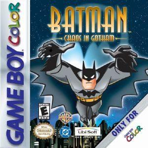 Batman: Chaos in Gotham - GBC - NTSC-U (North America)