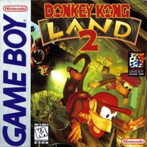 Donkey Kong Land 2 - GBC - NTSC-U (North America)
