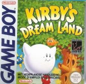 Box shot of Kirby's Dream Land [Europe]