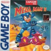 Box shot of Mega Man II [North America]