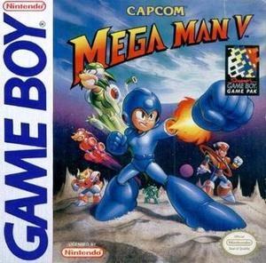Mega Man V - GBC - NTSC-U (North America)