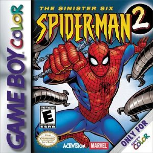 Spider-Man 2: The Sinister Six - GBC - NTSC-U (North America)