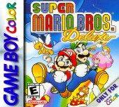 Box shot of Super Mario Bros. Deluxe [North America]