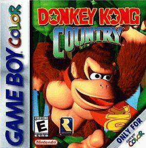 Donkey Kong Country - GBC - NTSC-U (North America)