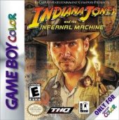 Box shot of Indiana Jones and The Infernal Machine [North America]