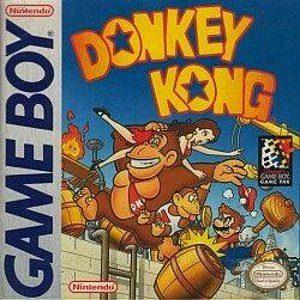 Donkey Kong - GBC - NTSC-U (North America)