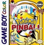 Box shot of Pokémon Pinball [North America]