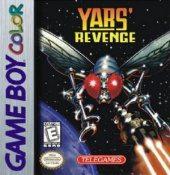 Box shot of Yar's Revenge [North America]