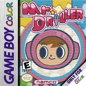 Mr. Driller - GBC - NTSC-U (North America)