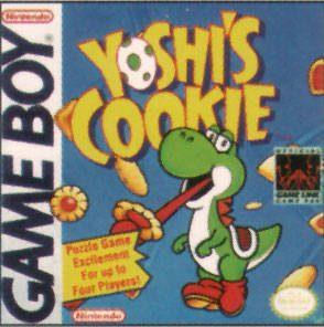 Yoshi's Cookie - GBC - NTSC-U (North America)