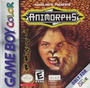 Animorphs - GBC - NTSC-U (North America)