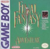 Box shot of Final Fantasy Adventure [North America]