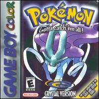 Pokémon Crystal - GBC - NTSC-U (North America)