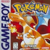 Box shot of Pokémon Red [North America]
