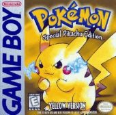 Box shot of Pokémon Yellow: Special Pikachu Edition [North America]
