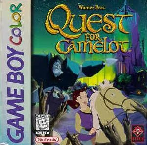 Quest for Camelot - GBC - NTSC-U (North America)