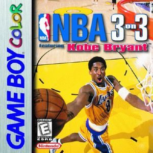 NBA 3 on 3 Featuring Kobe Bryant - GBC - NTSC-U (North America)