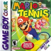 Box shot of Mario Tennis [North Americ