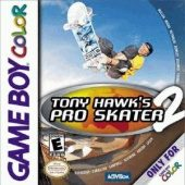 Box shot of Tony Hawk's Pro Skater 2 [North America]
