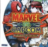 Box shot of Marvel vs. Capcom [North America]