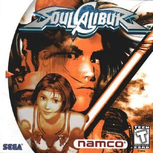 Soul Calibur - DC - NTSC-U (North America)
