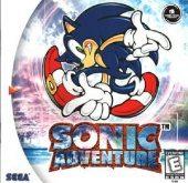 Box shot of Sonic Adventure [North America]