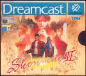 Box shot of Shenmue II (Import) [Europe]