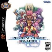 Box shot of Phantasy Star Online [North America]
