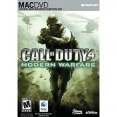 Box shot of Call of Duty 4: Modern Warfare [North America]