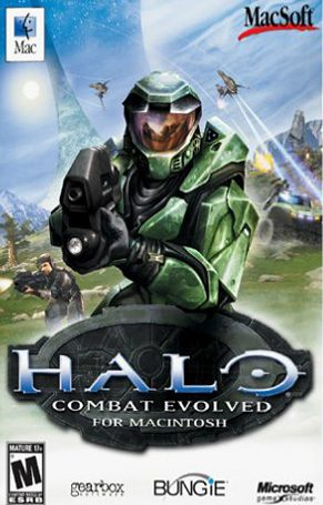 Halo - Mac - NTSC-U (North America)
